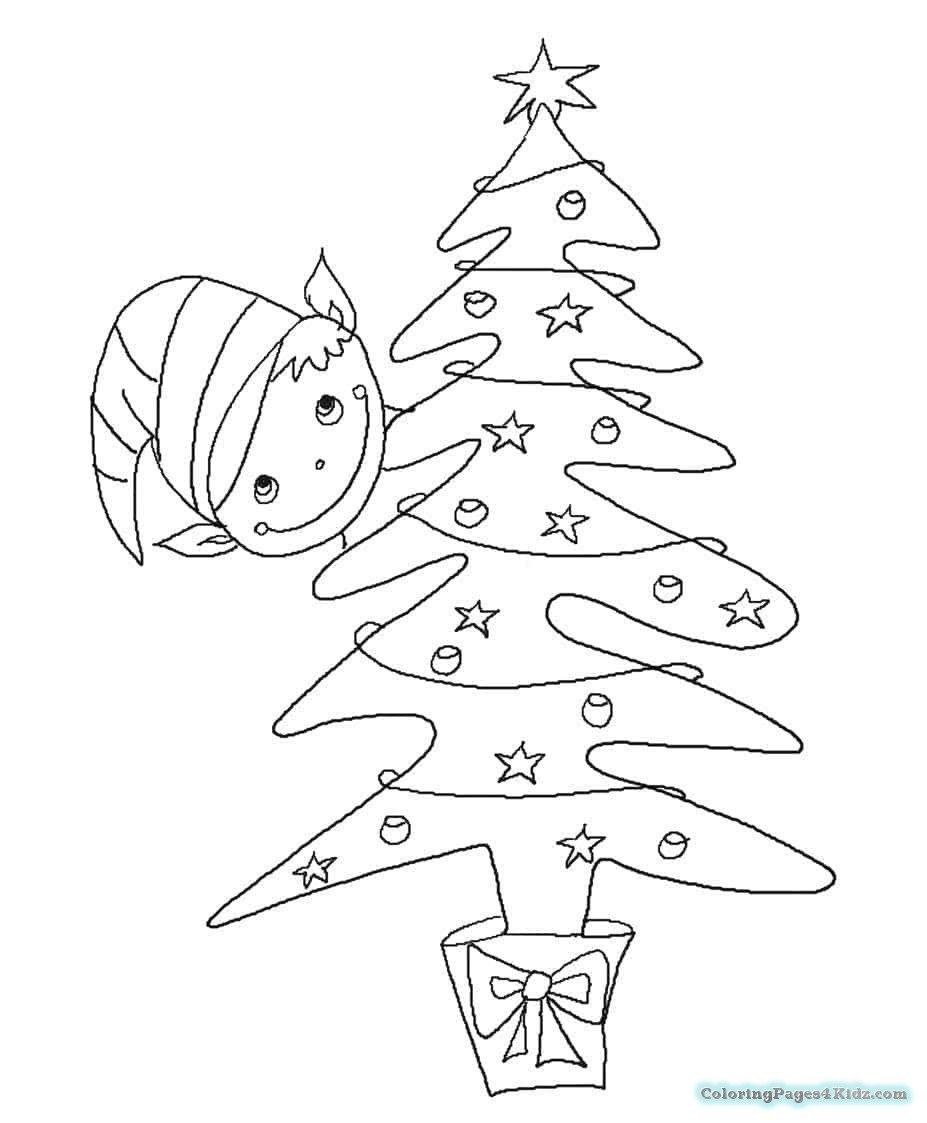 graphic about Elf on the Shelf Printable Coloring Pages known as Elf Upon The Shelf Coloring Webpages Coloring Web pages Elf Shelf